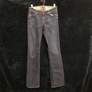Rich & Skinny Jeans with silk Pockets